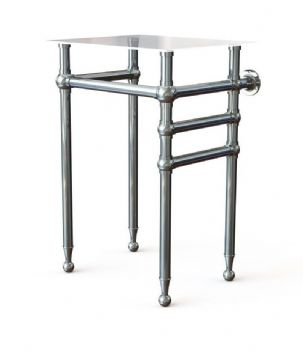 4 Leg Classic Heated Washstand